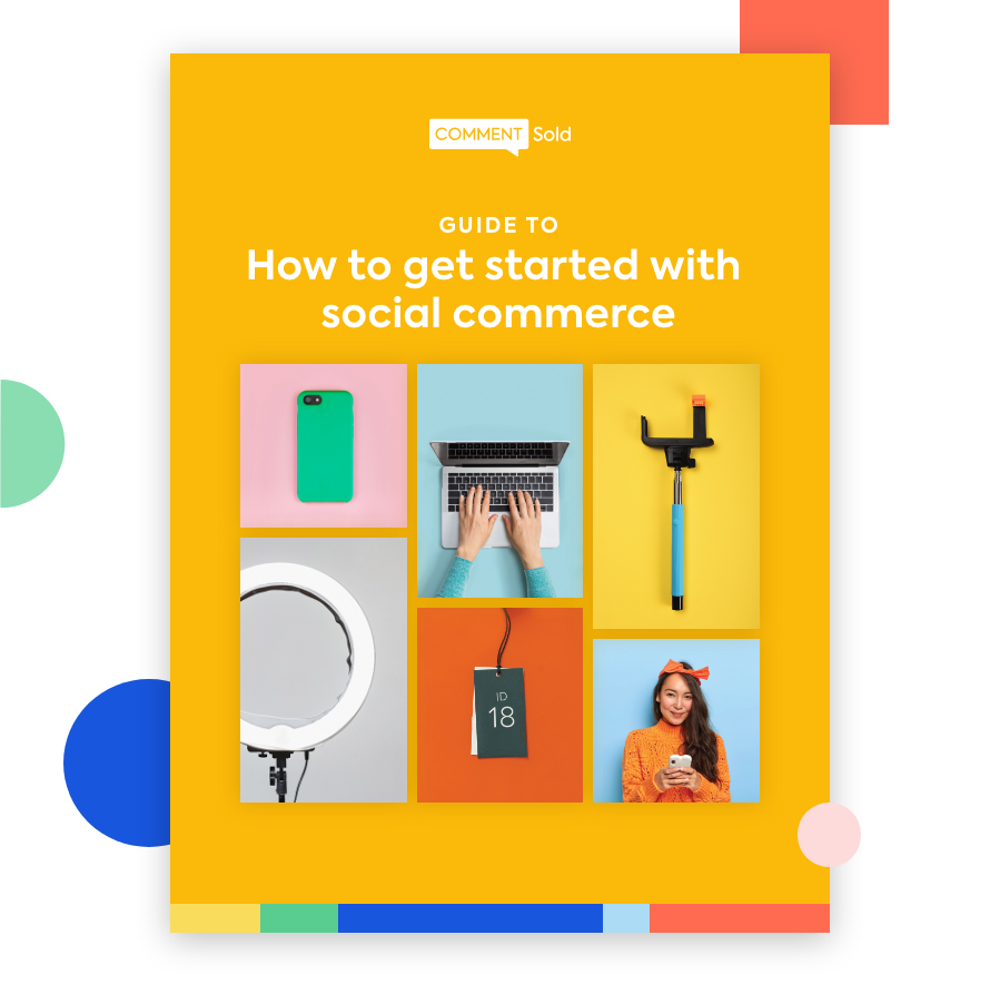 The cover of How to Get Started with Social Commerce