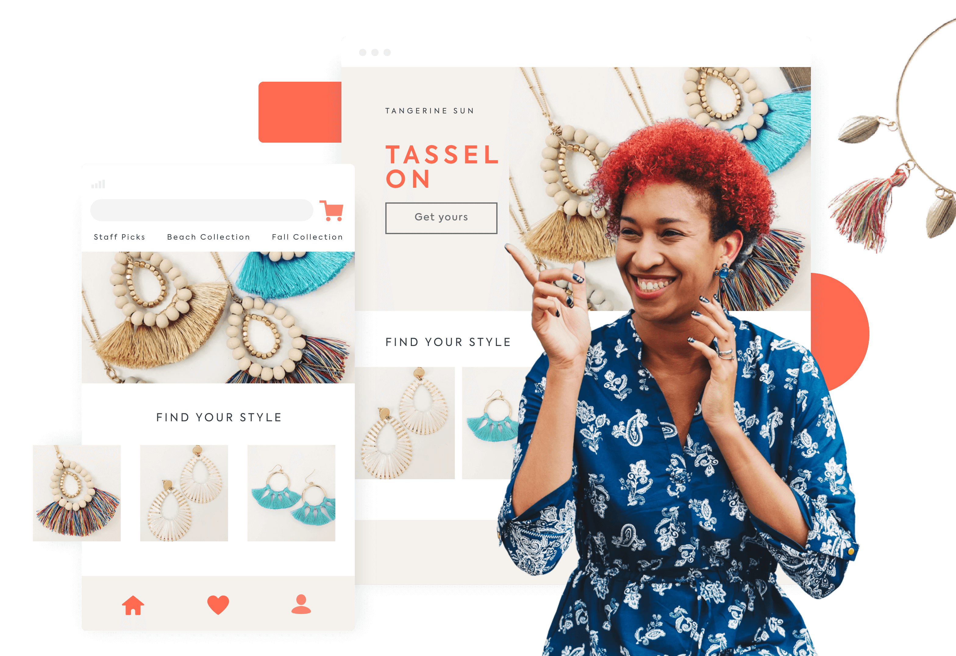 CommentSold gives you an app, e-commerce website, and social commerce tools