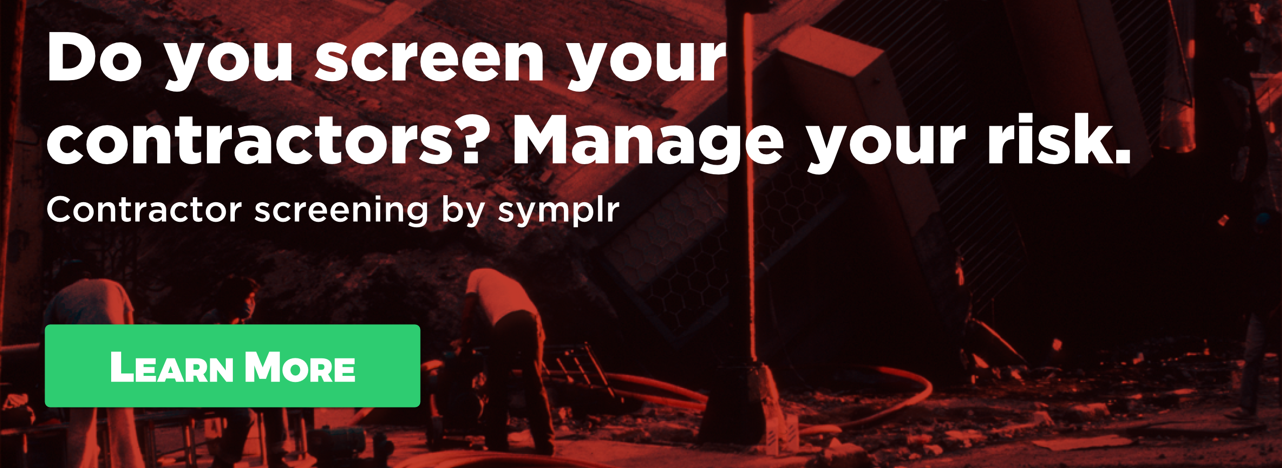 Contractor Credentialing from symplr