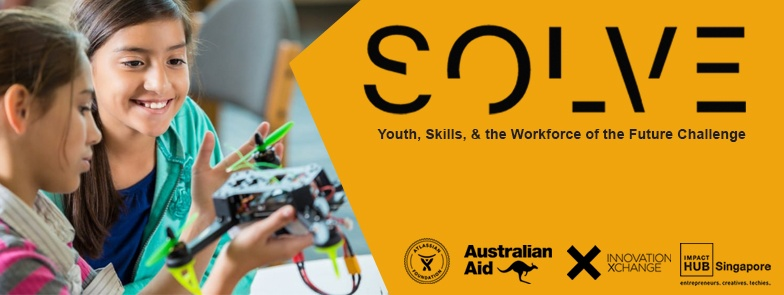 July 15th: MIT Solve-A-Thon Singapore: Youth, Skills & Workforce of the Future!