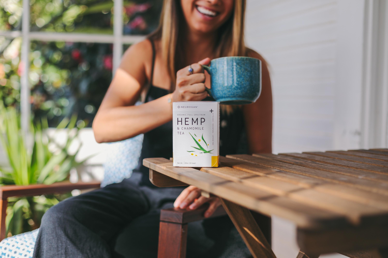 neurogan chamomile tea