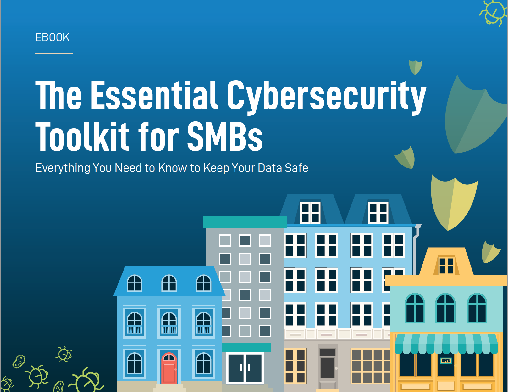The essential cybersecurity toolkit for SMBs
