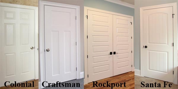 13 most popular interior door styles nc new home trends for Interior door styles for homes