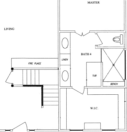 What is the average walk in closet size closet pictures for Average size of master bathroom