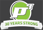 P3 is proudly celebrating our 30th year as your fitness equipment experts!