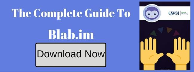 Blab Complete Guide Tutorial eBook