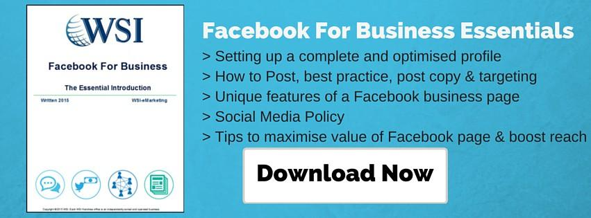 Facebook Business Guide