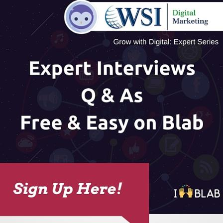 Blab Expert Rob Thomas