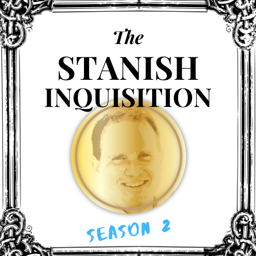The Stanish Inquisition Ep. 11 - Jeff Hahn: Hugs, Dancing and Data-Gathering
