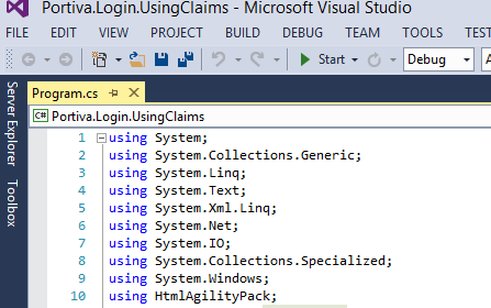 Consuming a web service with Claims Based Authentication and ADFS