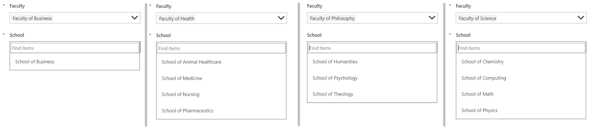 Powerapps Set Form Item