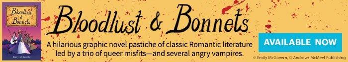 Bloodlust & Bonnets Book