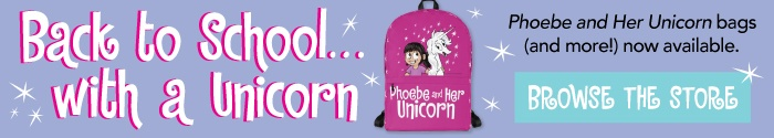 Shop Phoebe and Her Unicorn merch