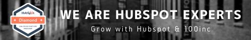 HubSpot Goldパートナー 株式会社100