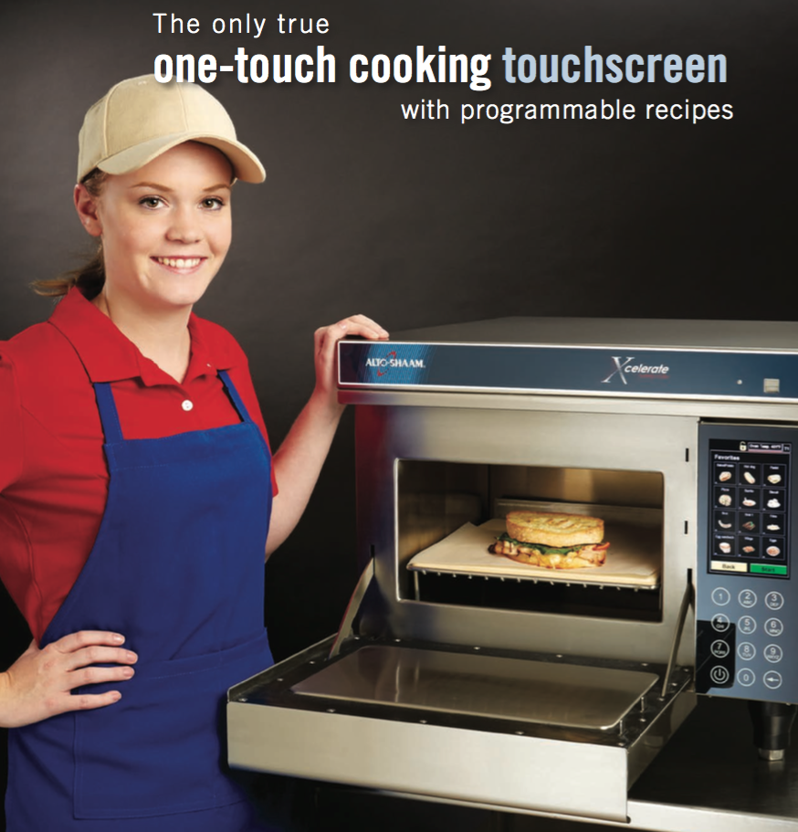 The Benefits of the Alto-Shaam Xcelerate Hi-Speed Oven
