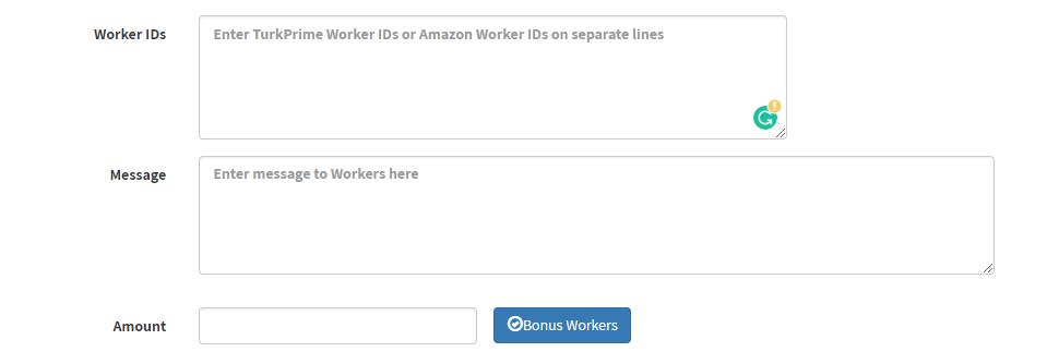 Bonus Workers Window