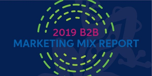 2019 B2B Marketing Mix Report