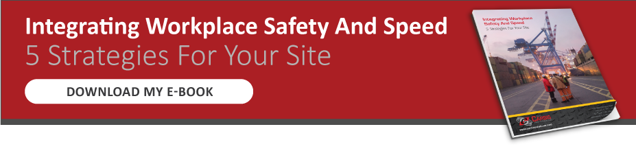 Learn five key strategies to increase production efficiency and workplace safety.