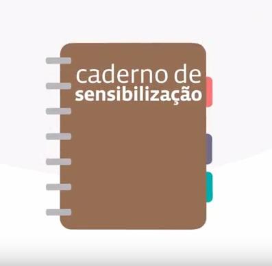 Cadernos de Sensibilização - Blog MJV