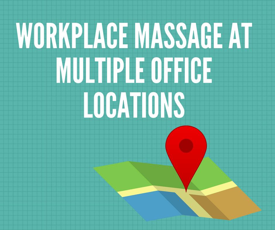 Benefits Of Corporate Massage