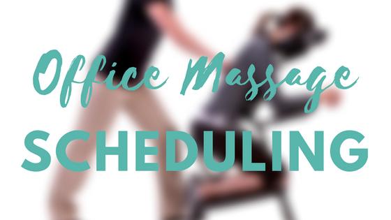 scheduling office massage