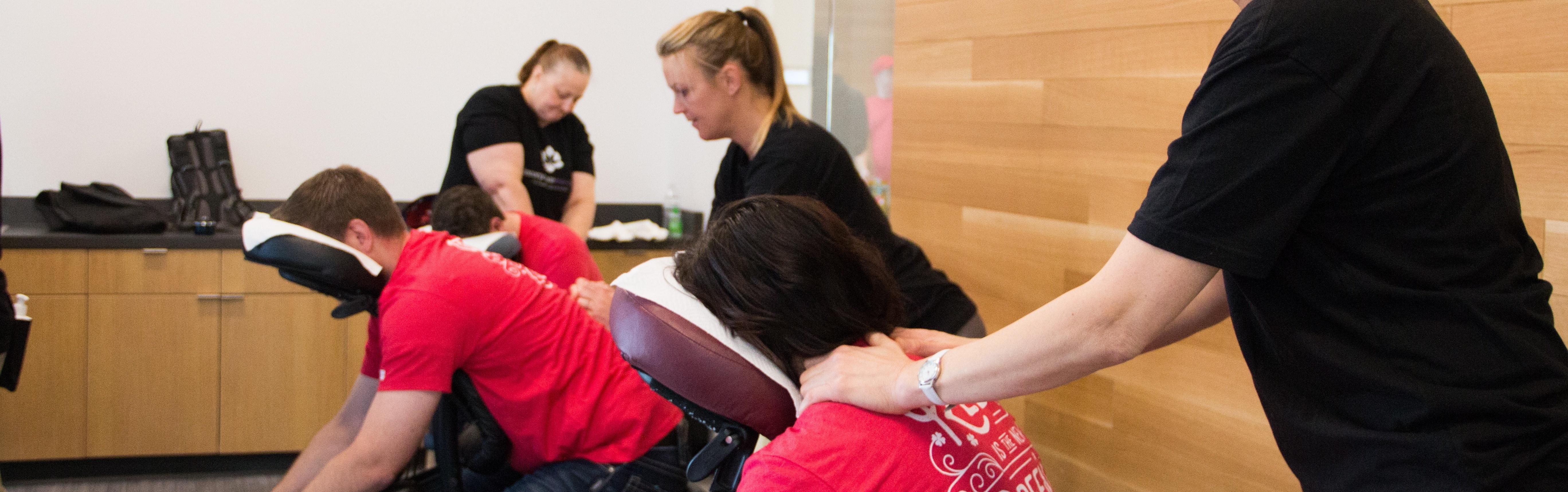 Wellness Program Massage