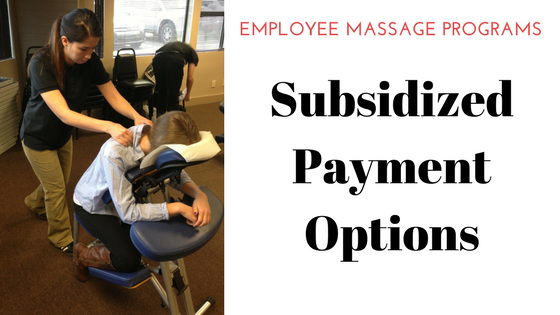 cost sharing massage program