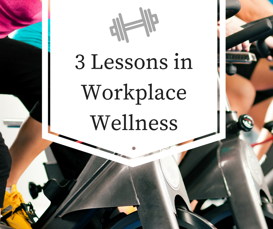 ideas for workplace wellness