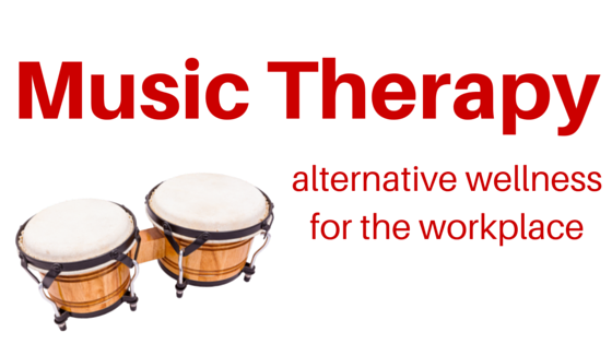 music therapy at work