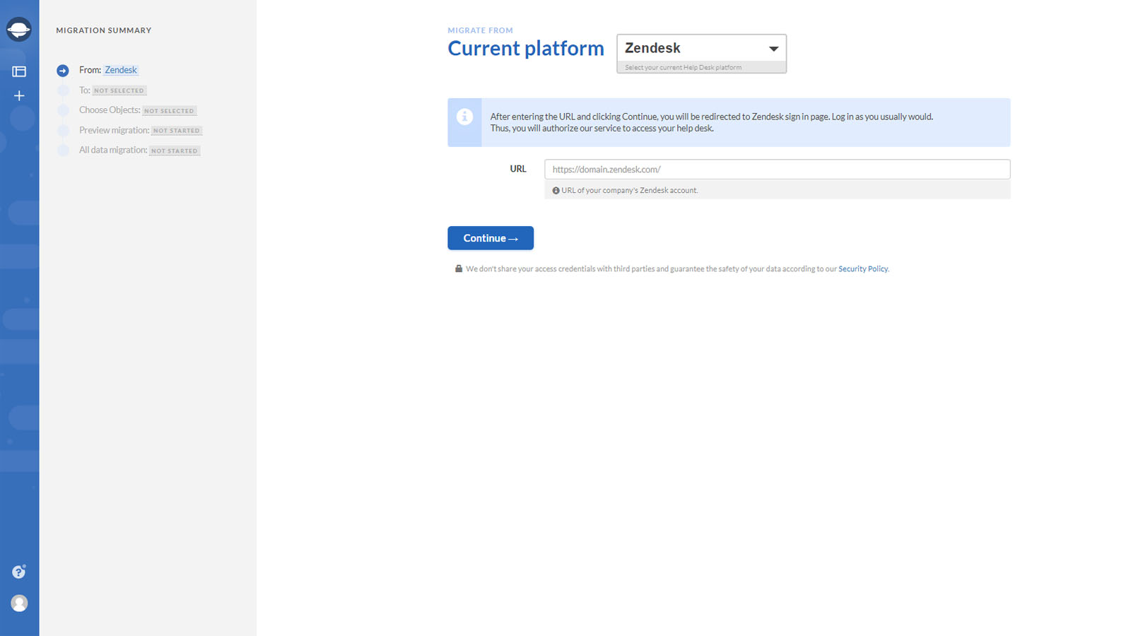 Help Desk Migration | HubSpot App Marketplace