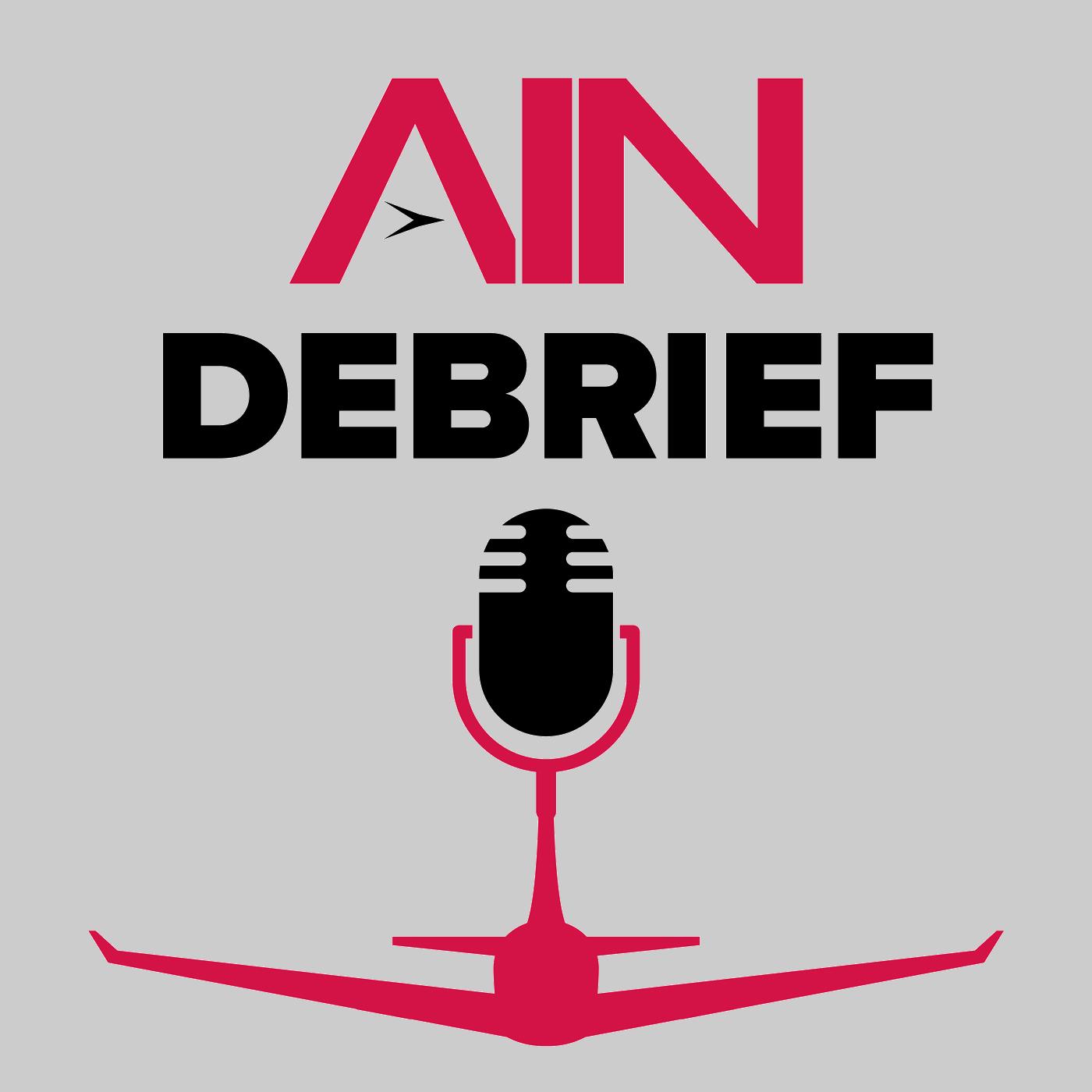 AINdebrief logo