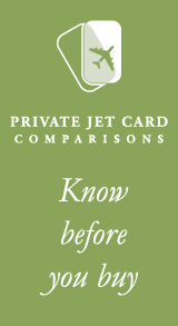 Private Jet Card Comparison Logo