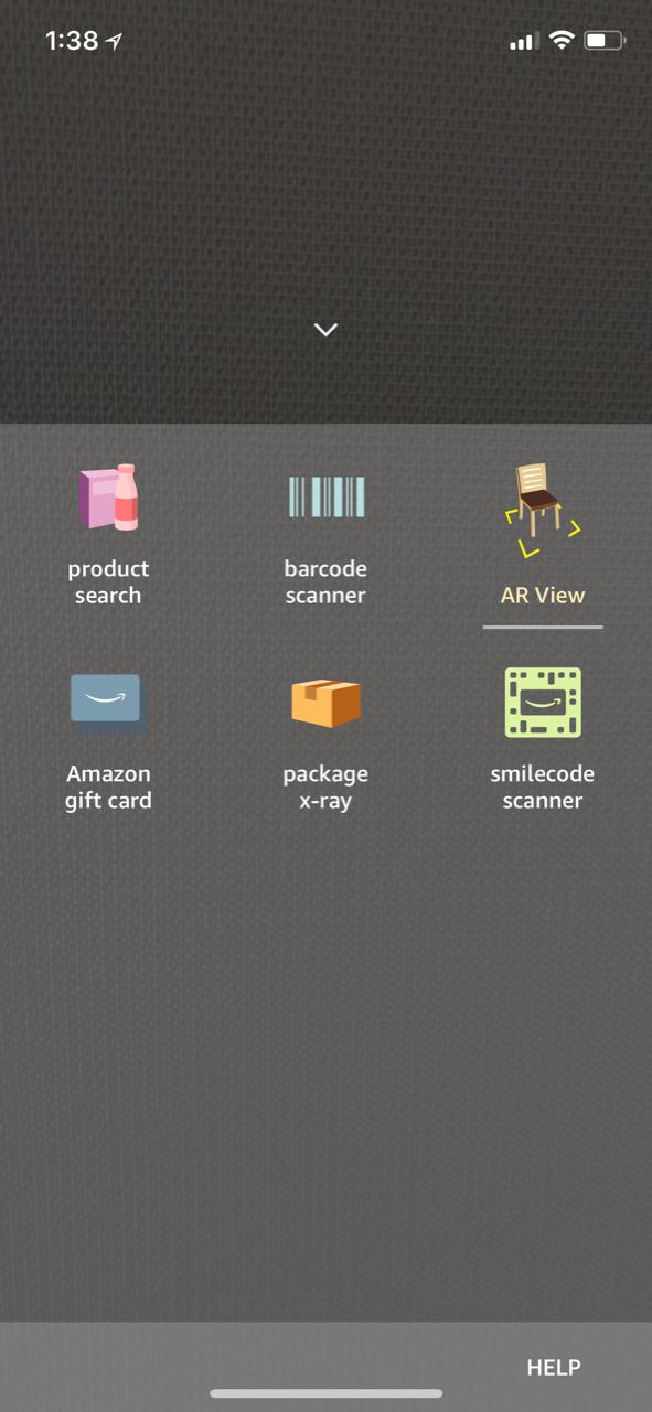 Amazon AR Preview