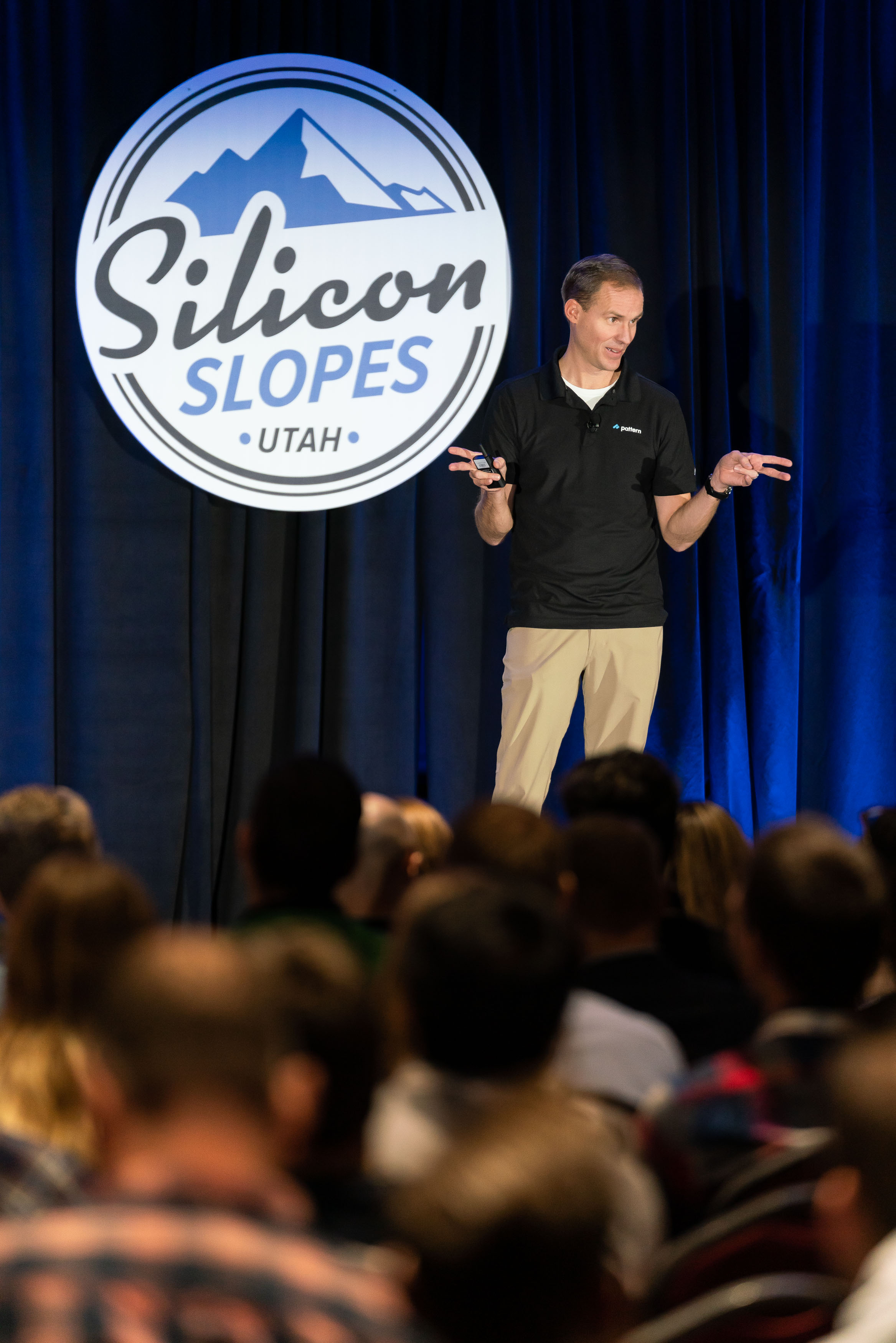 Silicon Slopes, global ecommerce Pattern