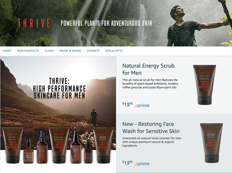 Thrive Amazon Store