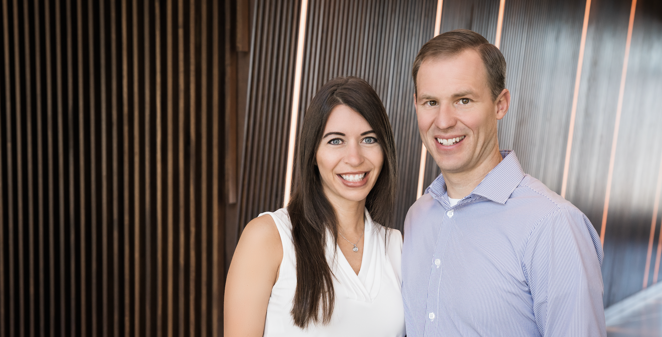 Pattern Co-Founders, Melanie Alder and David Wright, founded Pattern in 2013.