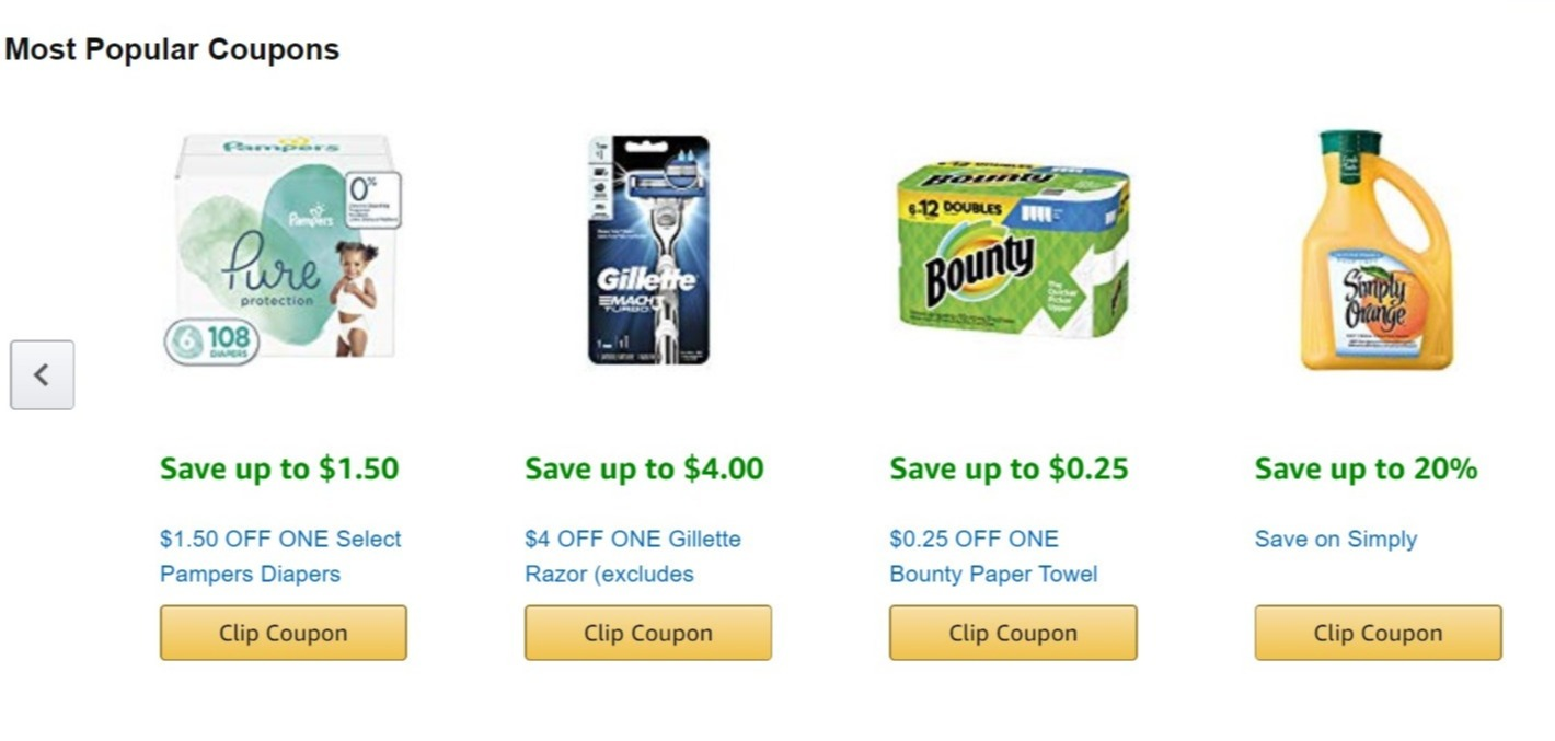 Use Amazon Coupons to help customers find your product.