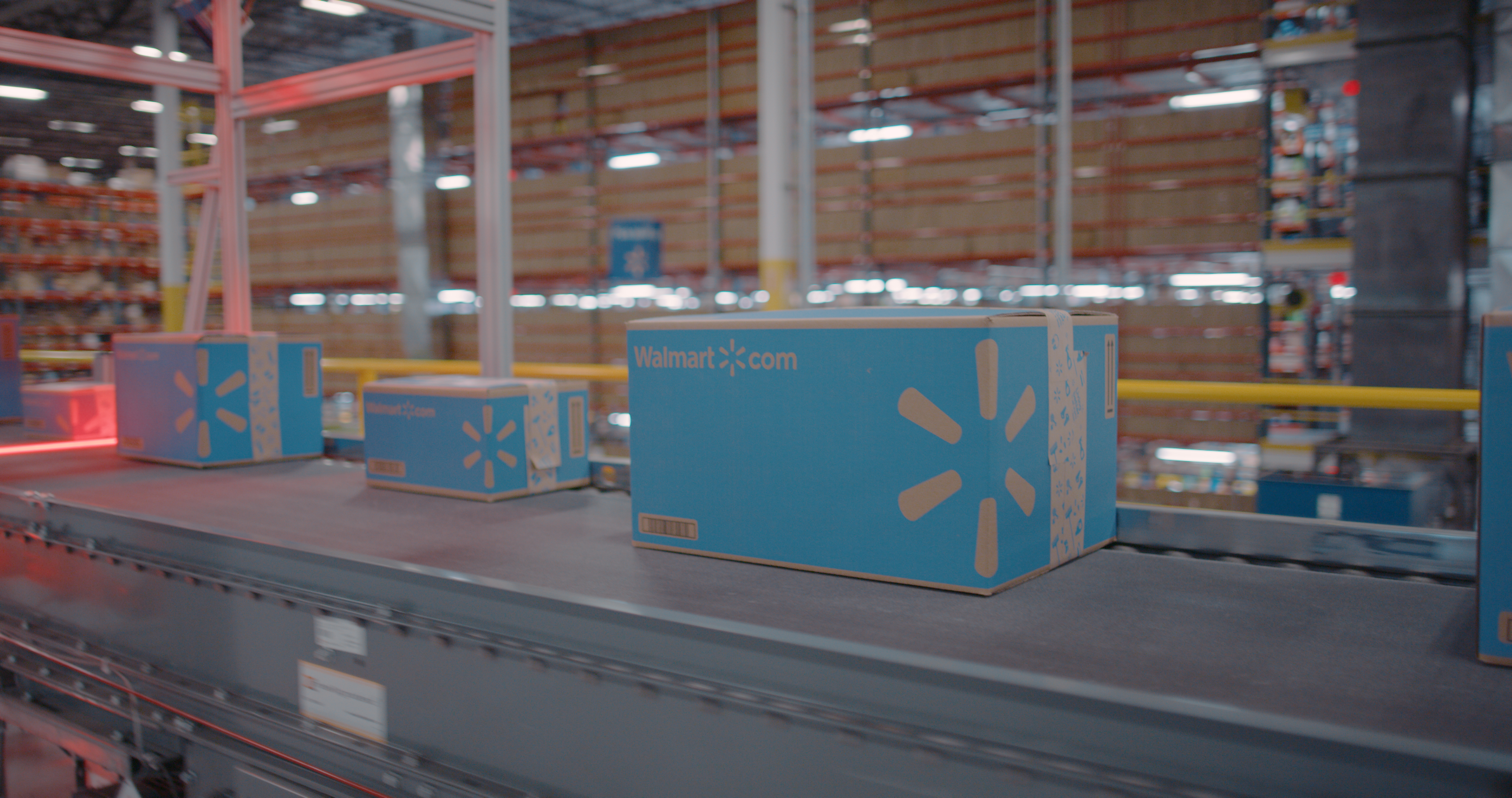 Walmart Fulfillment Center, WFS