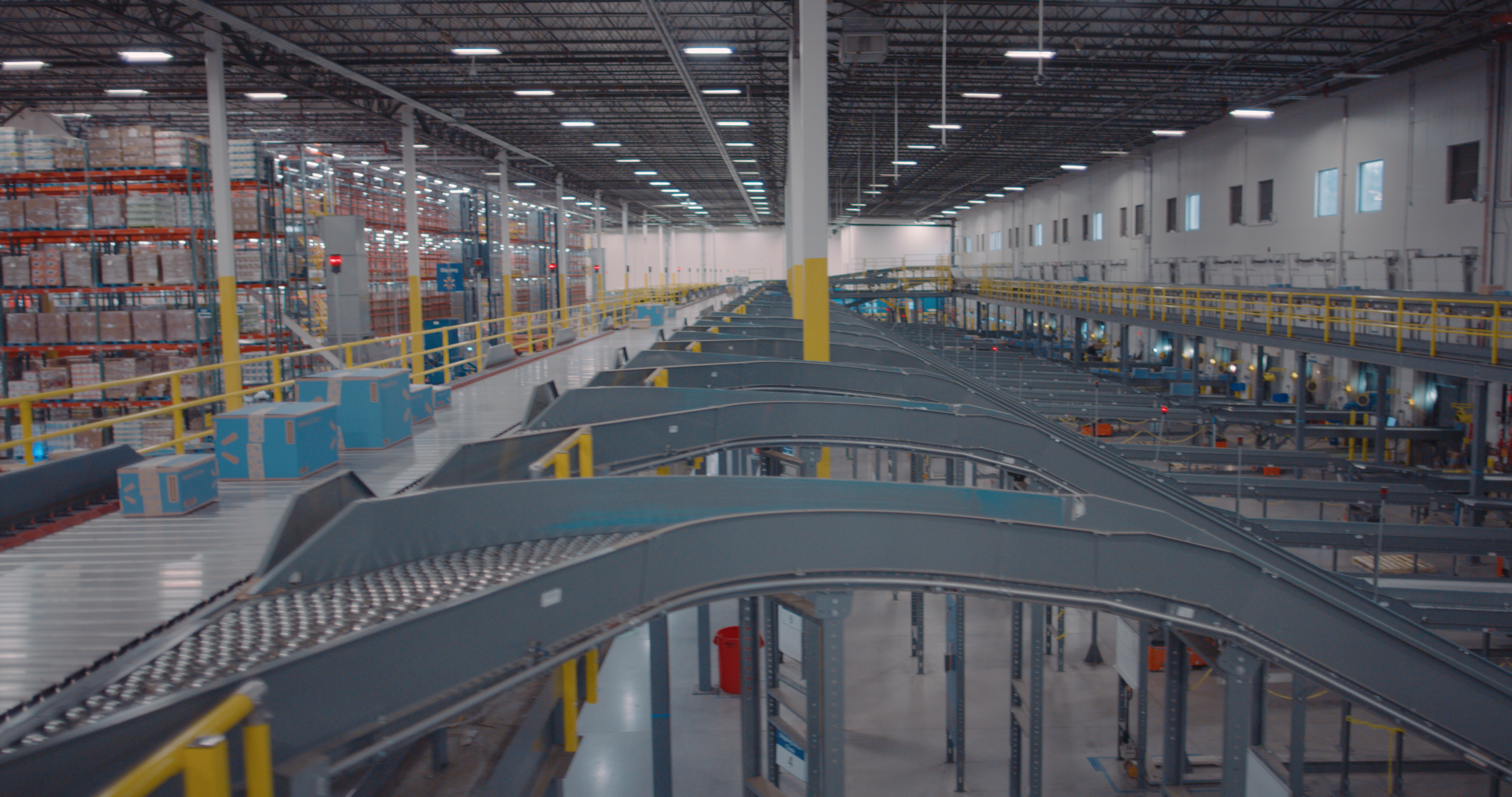 Walmart Fulfillment Services Center (WFS)