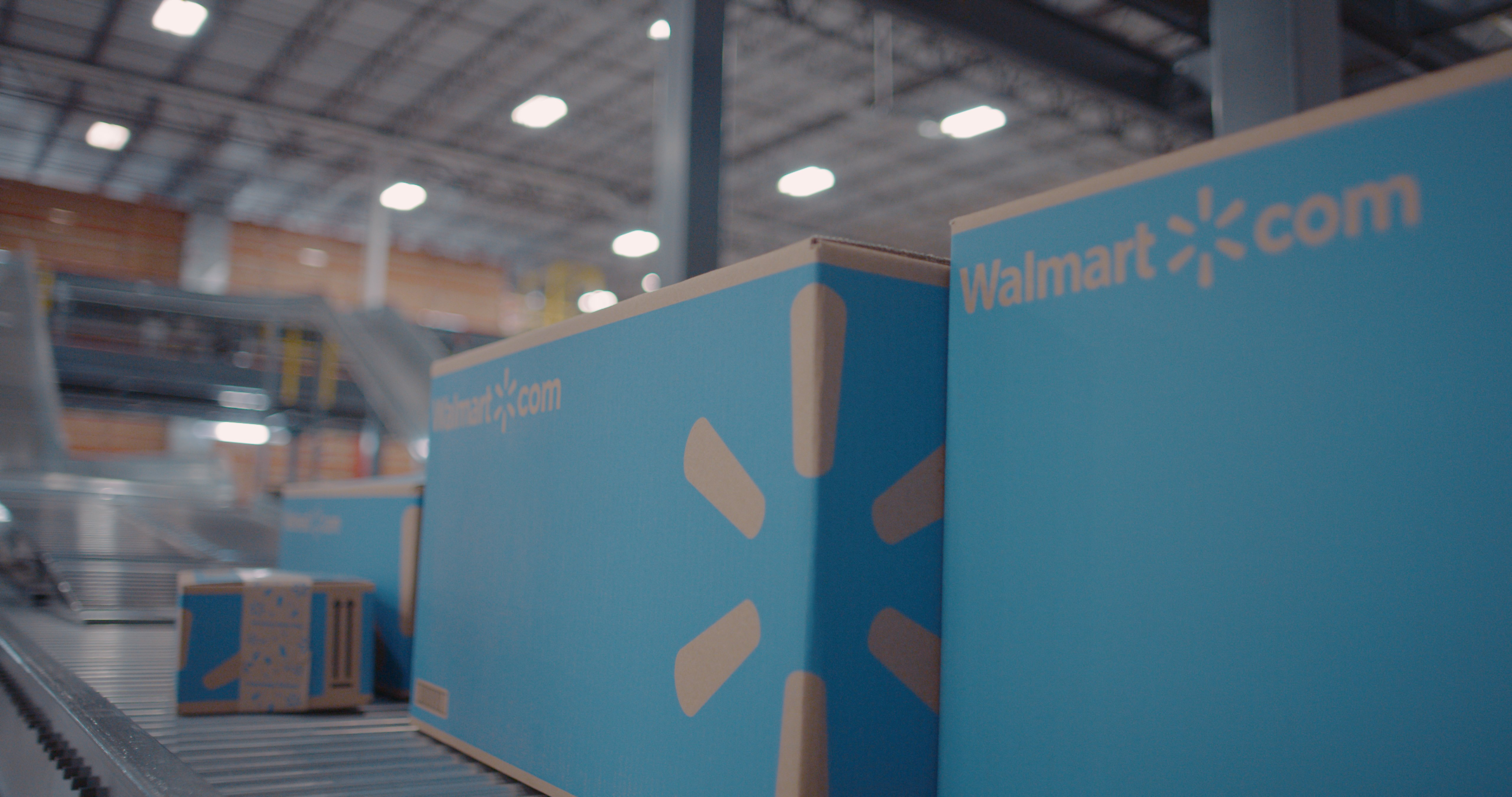 Walmart Fulfillment Services packing center (WFS)