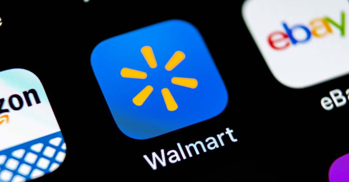 Walmart bigger than eBay ecommerce
