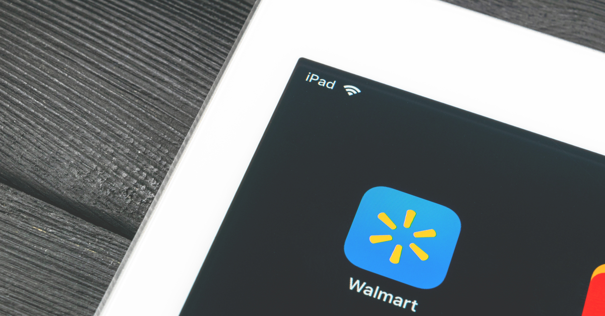 Luxury brands on Walmart