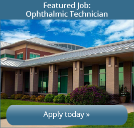 Featured Job Illinois Eye Center Is Currently Looking For A Ophthalmic Technician Apply Today