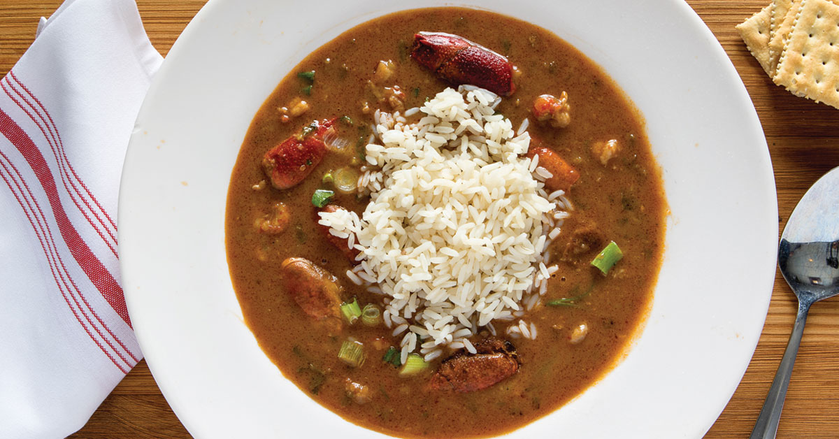 crawfish bisque deanies seafood best seafood in new orleans