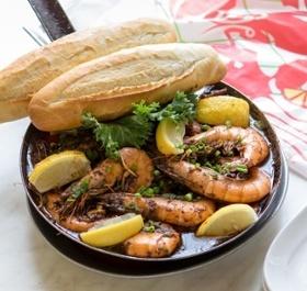 New Orleans BBQ Shrimp Deanies