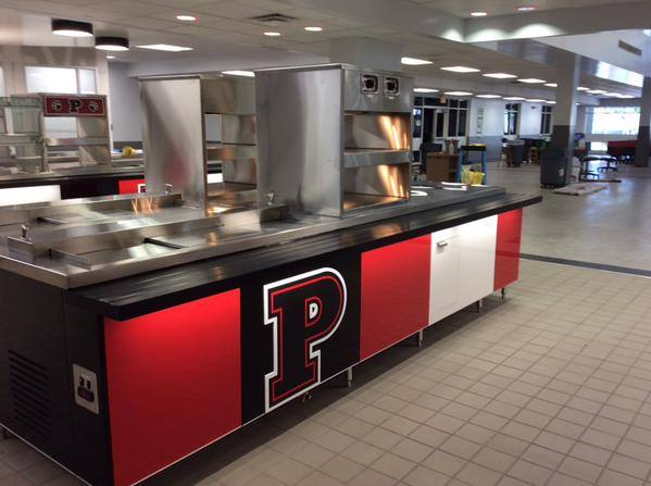 A Look At Some Of Florida S Best School Cafeteria Designs