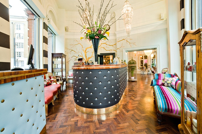 Taylor Hairdressers London Best In