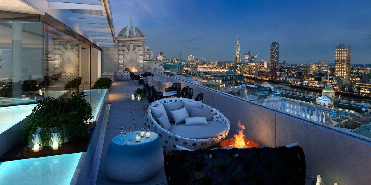 Best Rooftop Bars And Garden Terraces