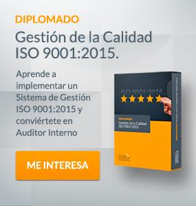 sistema de gestion de calidad iso 9001 version 2015 en una empresa