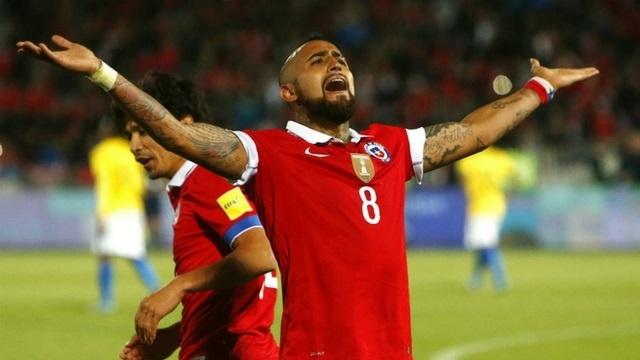 3 seleções favoritas ao título da Copa das Confederações 2017